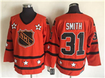 NHL 1978 All Star Game #31 Billy Smith CCM Vintage Jersey