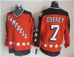 NHL 1984 All Star Game Team Campbell #7 Paul Coffey CCM Vintage Jersey