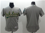 Oakland Athletics Gray Flex Base Team Jersey