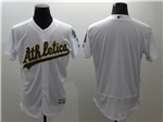 Oakland Athletics White Flex Base Team Jersey