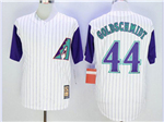 Arizona Diamondbacks #44 Paul Goldschmidt Tan Cooperstown Cool Base Team Jersey