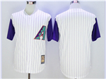 Arizona Diamondbacks Tan Cooperstown Cool Base Team Jersey