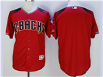 Arizona Diamondbacks Alternate Brick Flex Base Team Jersey
