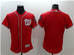 Washington Nationals Red Flex Base Jersey