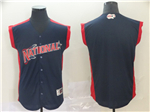 National League Navy 2019 All Star Game Workout Team Jersey