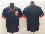 Houston Astros Navy Throwback Team Jersey