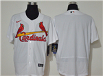 St. Louis Cardinals White 2020 Flex Base Team Jersey