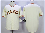 San Francisco Giants Cream Cool Base Jersey