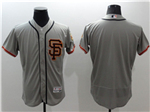 San Francisco Giants Alternate Road Grey Flex Base Team Jersey