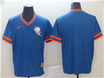 New York Mets Blue Throwback Team Jersey