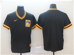 Pittsburgh Pirates Throwback Black Team Jersey