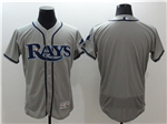 Tampa Bay Rays Gray Flex Base Team Jersey
