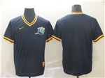 Tampa Bay Rays Cooperstown Throwback Black Team Jersey