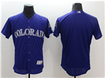 Colorado Rockies Purple Flex Base Team Jersey