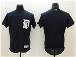 Detroit Tigers Navy Flex Base Team Jersey