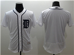 Detroit Tigers White Flex Base Team Jersey