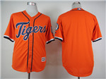 Detroit Tigers Orange Cool Base Team Jersey