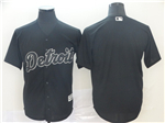 Detroit Tigers Black 2019 Players' Weekend Team Jersey