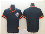 Detroit Tigers Navy Throwback Team Jersey