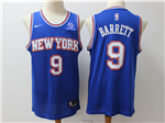 New York Knicks #9 R.J. Barrett 2019-20 Blue Statement Edition Swingman Jersey