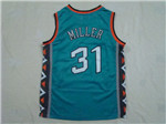 1996 NBA All-Star Game #31 Reggie Miller Teal Jersey