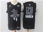 Houston Rockets #13 James Harden Black 2018 All-Star Game Swingman Jersey