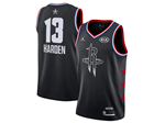 Houston Rockets #13 James Harden Black 2019 All-Star Game Swingman Jersey