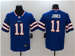 Buffalo Bills #11 Zay Jones Blue Vapor Untouchable Limited Jersey