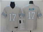 Buffalo Bills #17 Josh Allen White City Edition Limited Jersey