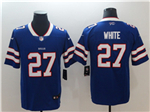 Buffalo Bills #27 Tre'Davious White Blue Vapor Untouchable Limited Jersey