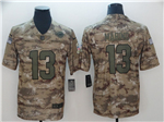 Miami Dolphins #13 Dan Marino 2018 Camo Salute To Service Limited Jersey