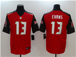 Tampa Bay Buccaneers #13 Mike Evans Red Vapor Untouchable Limited Jersey