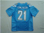 Los Angeles Chargers #21 LaDainian Tomlinson Elite Powder Blue Jersey