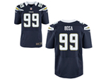 Los Angeles Chargers #99 Joey Bosa Elite Navy Blue Jersey