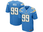 Los Angeles Chargers #99 Joey Bosa Elite Powder Blue Jersey