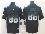 Philadelphia Eagles #86 Zach Ertz Black Arch Smoke Limited Jersey