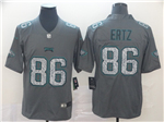 Philadelphia Eagles #86 Zach Ertz Gray Camo Limited Jersey