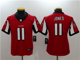 Atlanta Falcons #11 Julio Jones Youth Red Vapor Untouchable Limited Jersey