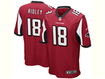 Atlanta Falcons #18 Calvin Ridley 2018 NFL Draft Pick Elite Red Jersey