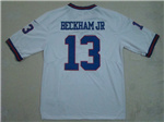 New York Giants #13 Odell Beckham Jr. White Color Rush Limited Jersey