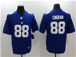 New York Giants #88 Evan Engram Blue Vapor Untouchable Limited Jersey