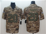 Jacksonville Jaguars #20 Jalen Ramsey 2018 Camo Salute To Service Limited Jersey