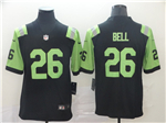 New York Jets #26 Le'Veon Bell Black City Edition Limited Jersey