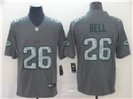 New York Jets #26 Le'Veon Bell Gray Camo Limited Jersey