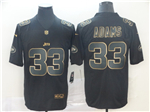New York Jets #33 Jamal Adams Black Gold Vapor Untouchable Limited Jersey