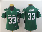 New York Jets #33 Jamal Adams Women's 2019 New Green Vapor Untouchable Limited Jersey