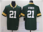 Green Bay Packers #21 Ha Ha Clinton-Dix Green Vapor Untouchable Limited Jersey