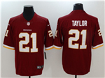 Washington Redskins #21 Sean Taylor Burgundy Vapor Untouchable Limited Jersey