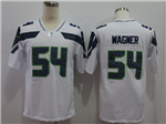 Seattle Seahawks #54 Bobby Wagner White Vapor Untouchable Limited Jersey