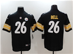 Pittsburgh Steelers #26 Le'Veon Bell Black Vapor Untouchable Limited Jersey